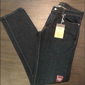 Levi's 511 Slim Fit Jeans Size 36x36